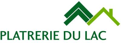 Logo platrerie du lac